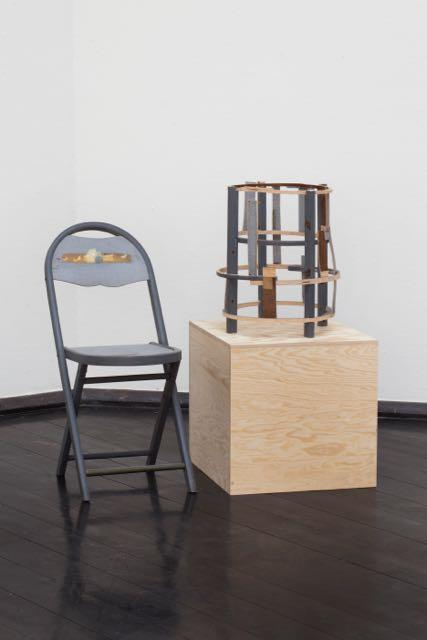 Ombygget stol